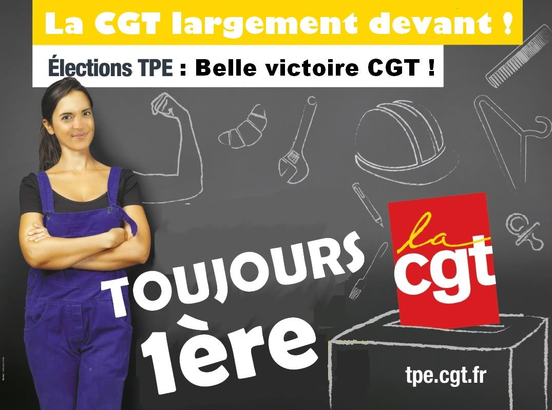 CGT 1er orga syndicale