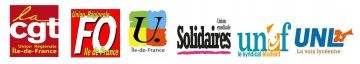 Synidcats signataire